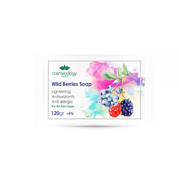 صابون توت های وحشی کاسمکلوژی COSMECOLOGY
