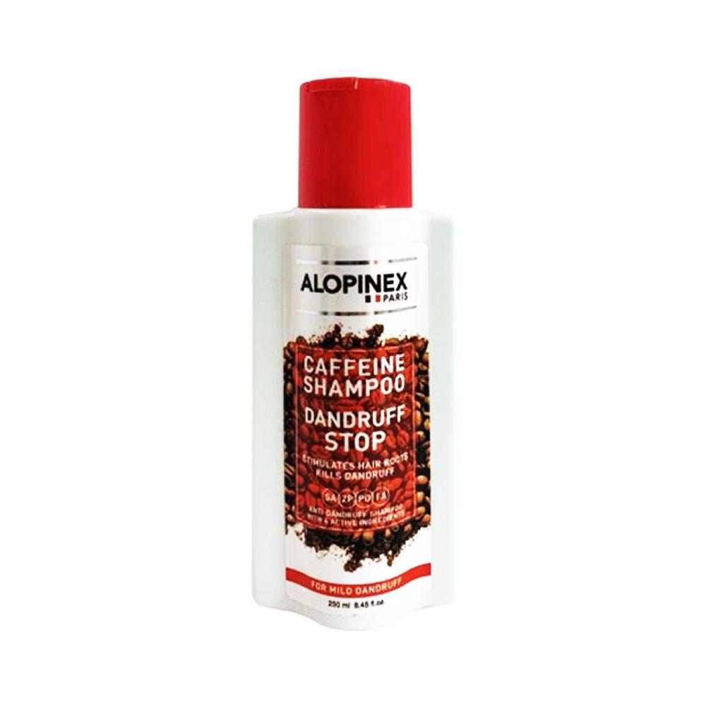 شامپو روزانه ضد شوره و تقویت کننده مو آلوپینکس ALOPINEX