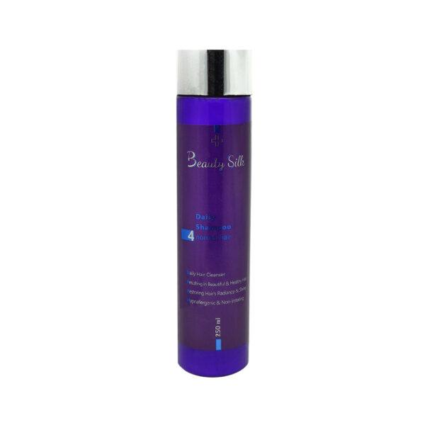 شامپو روزانه برای موهای معمولی بیوتی سیلک BEAUTY SILK