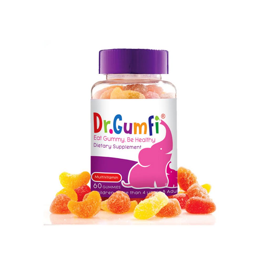 پاستیل مولتی ویتامین دکتر گامفی DR.GUMFI