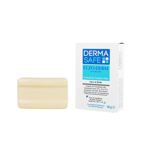 پن مخصوص پوست های خشک درماسیف DERMA SAFE