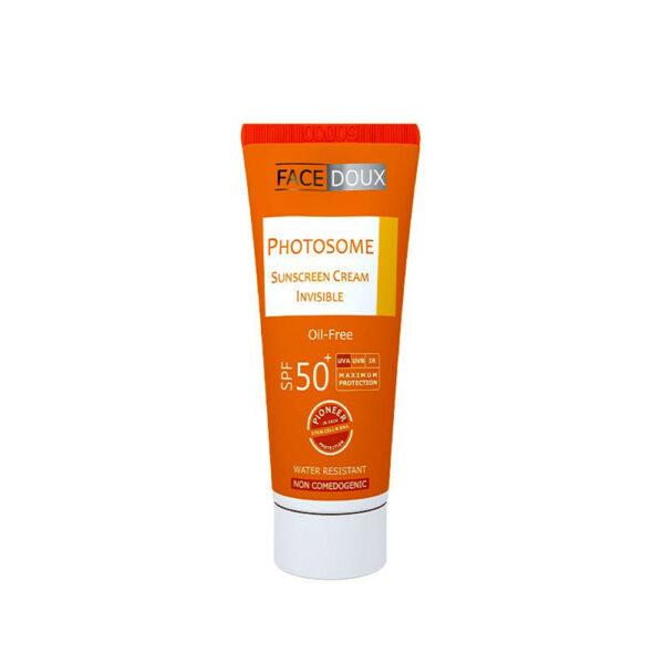 کرم ضد آفتاب فوتوزوم SPF 50 فیس دوکس Face Doux