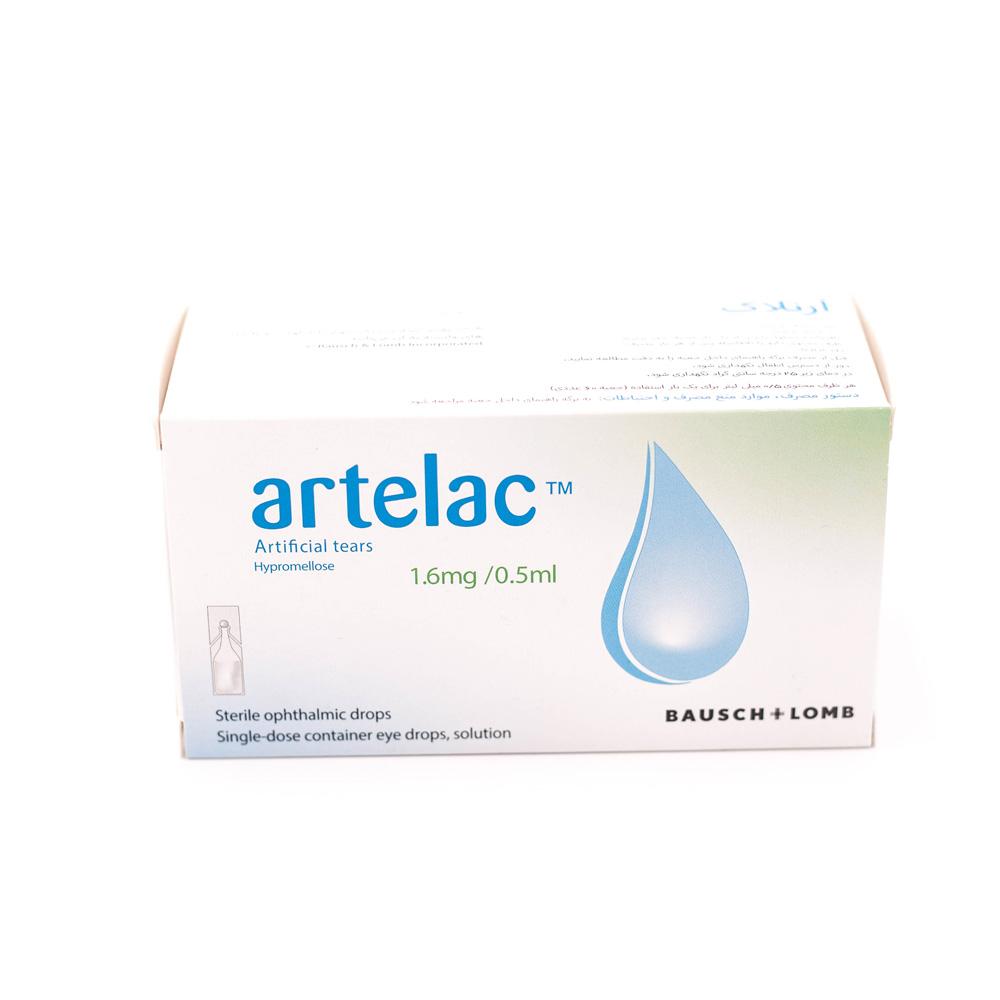 قطره چشمی آرتلاک ARTELAC Drop Ophthalmic