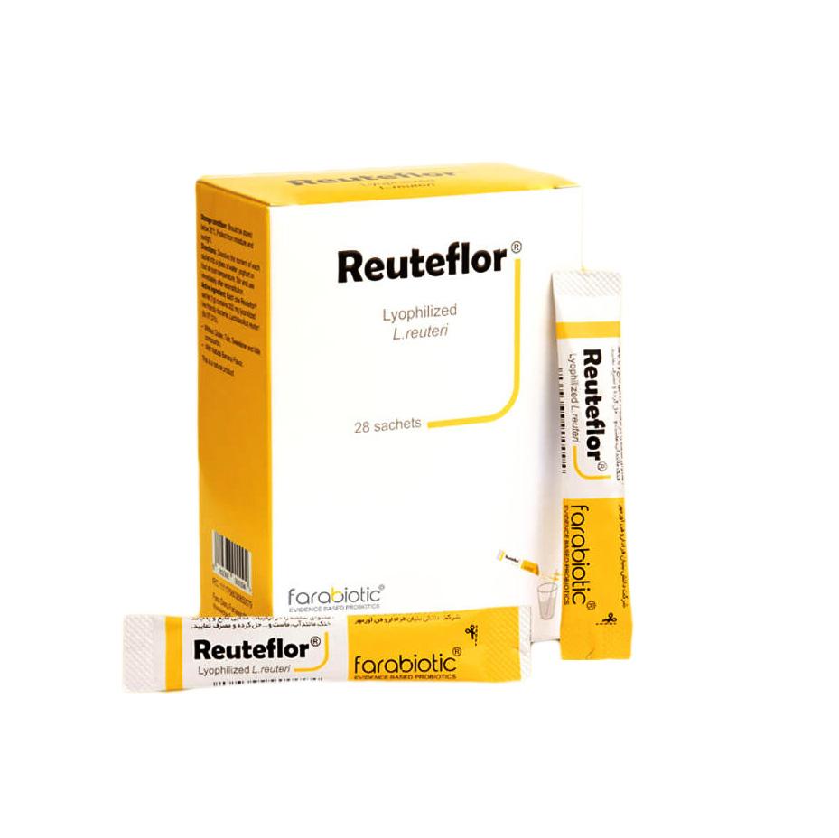 ساشه روتفلور فرابیوتیک Farabiotic Reuteflor