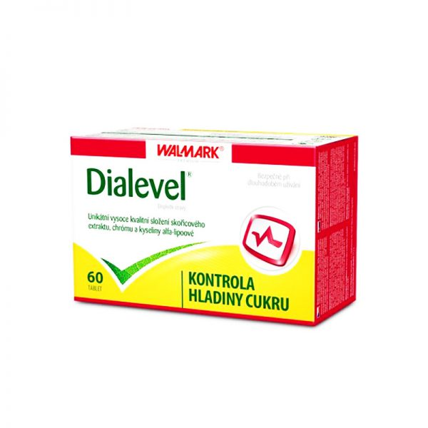 قرص دیالول والمارک Walmark Dialevel