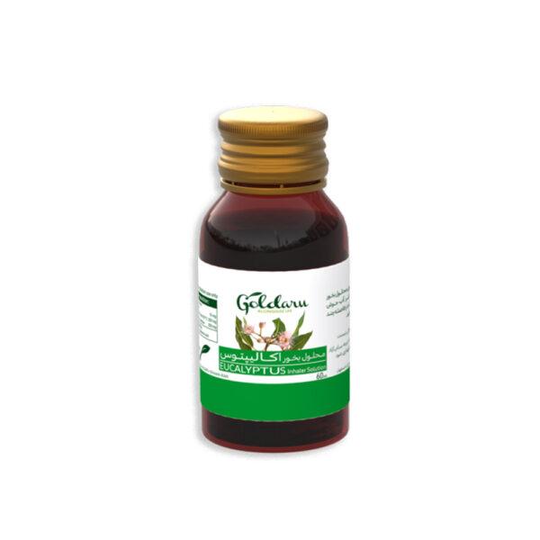 بخور اکالیپتوس گلدارو GOLDARU Eucalyptus Inhaler Solution