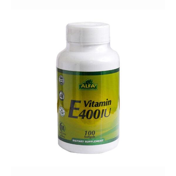 پرل ویتامین ای 400 آلفا