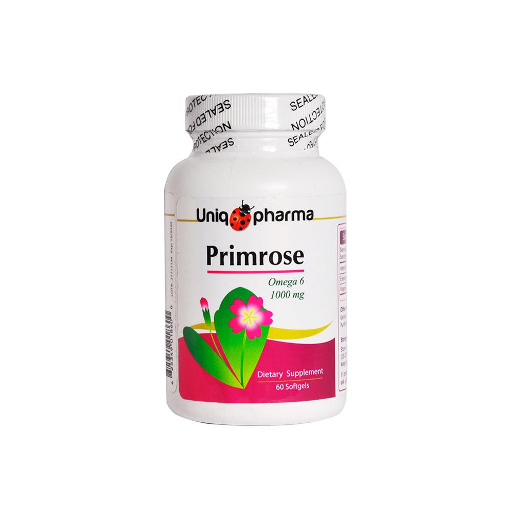 پرایم رز اویل 1000 میلی گرمی یونیک فارما Uniq Pharma