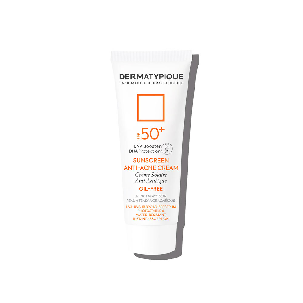 ضد آفتاب و ضد جوش +SPF50 درماتیپیک DERMATYPIQUE