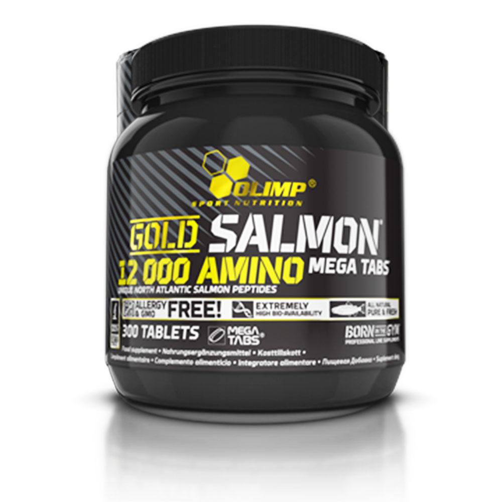 قرص گلد سالمون 12000 مگا تبز الیمپ OLIMP