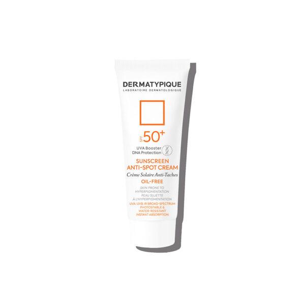 کرم ضد آفتاب و ضد لک +SPF50 درماتیپیک DERMATYPIQUE
