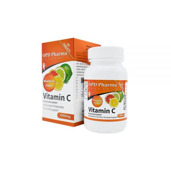 ویتامین سی 1000 بلعیدنی OPD pharma