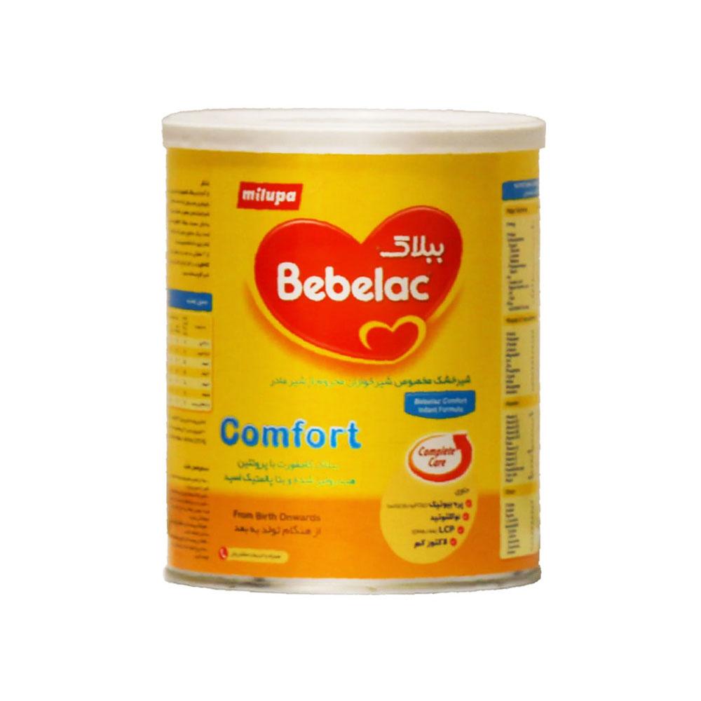 ببلاک کامفورت میلوپا از بدو تولد به بعد ۴۰۰ گرم Bebelac comfort