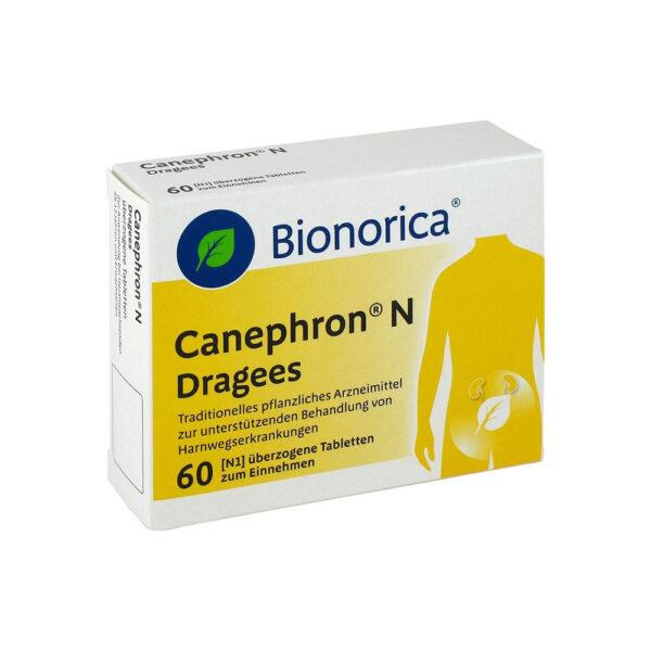قرص کانفرونبیونوریکا 60 عددی Bionorica Canephron